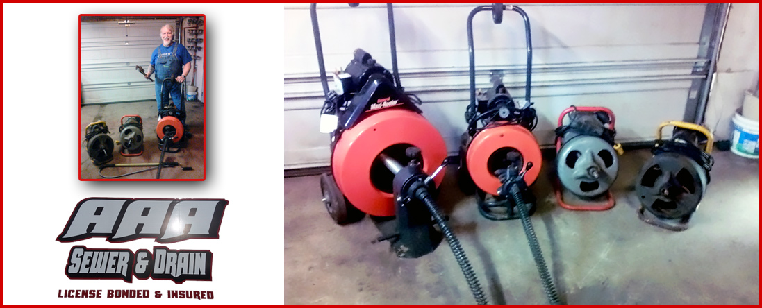 AAA Sewer & Drain Cleaning INC is a plumbing company in Winamac, IN