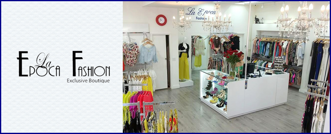 La Epoca Fashion is a Clothing Store in Hialeah, FL