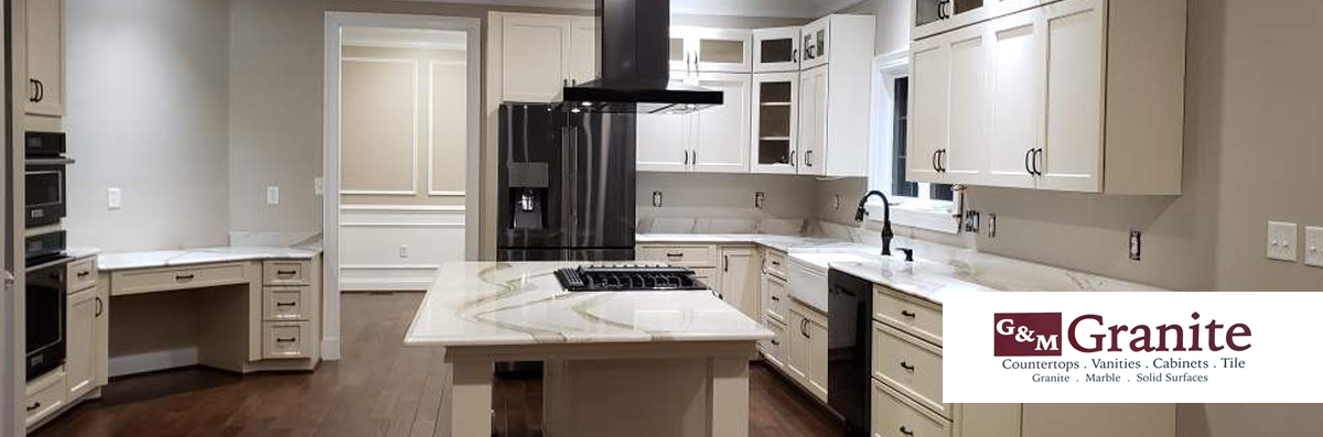 G & M Granite Counter Tops Features Counter Tops in Fort Ashby, WV