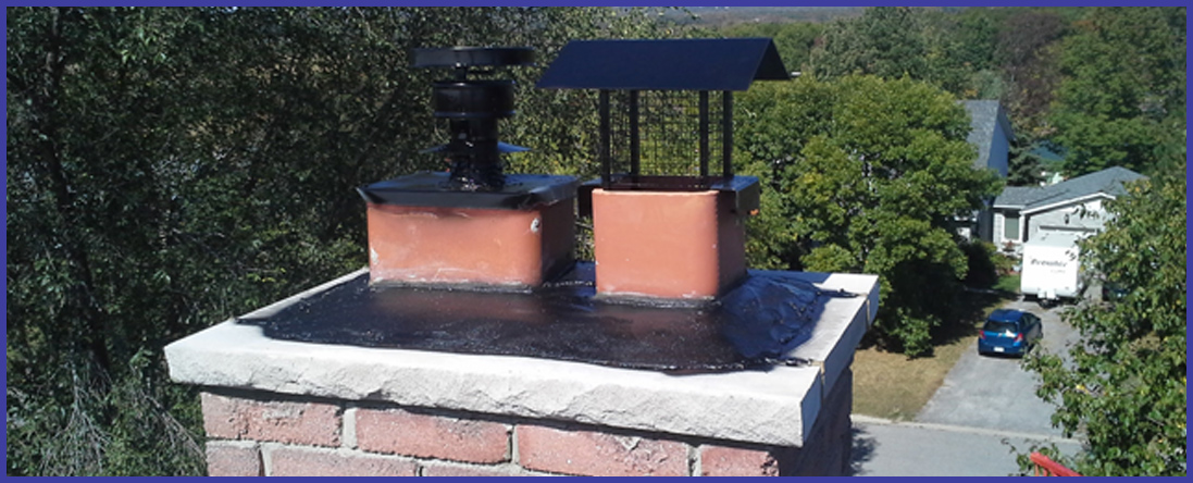 Hey Chimney King provides chimney services in Barrie, ON