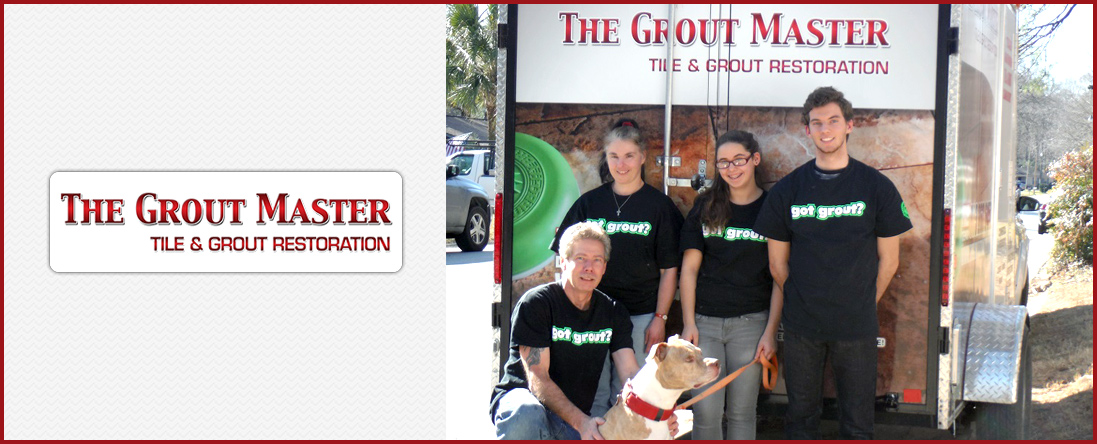 The Grout Master, LLC Offers Grout Sealing in Columbia, SC